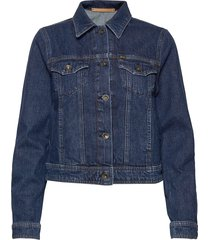 nest jeansjack denimjack blauw tiger of sweden jeans
