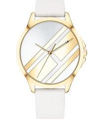 reloj blanco tommy hilfiger 1781965 - superbrands