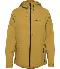 adv charge wind jkt w zomerjas dunne jas geel craft
