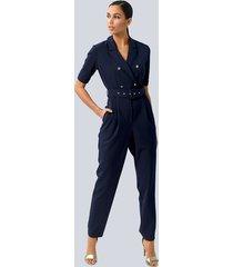 jumpsuit alba moda marine