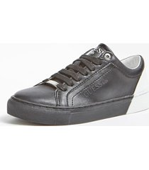 sneakersy z kontrastującym pasem model luiss (27-34)