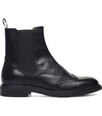 amina shoes chelsea boots svart vagabond