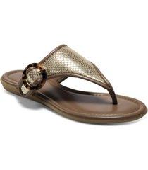 aerosoles women's clarity thong sandal women's shoes