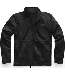 chaqueta apex canyonwall negro the north face
