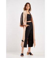 kimono malha silk pradaria sacada feminino