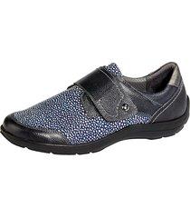 skor med kardborreband naturläufer flerfärgad