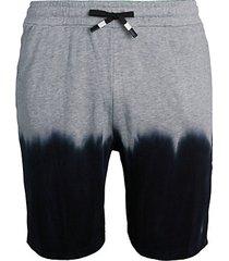 warner dip-dye shorts