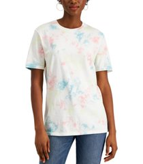 french connection sade cotton oversized t-shirt