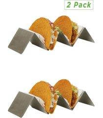 mind reader 2 pack taco holder stand