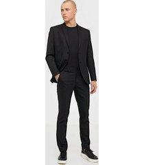 selected homme slhslim-mylostate black kavajer & kostymer