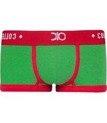 cueca mini boxer tendence dioniosio collection verde