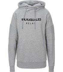 1+1=3 relax sweatshirts