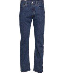 501 levisoriginal fit st wash jeans blå levi´s men