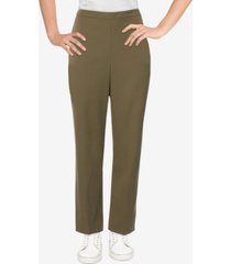 plus size san antonio twill medium length pants