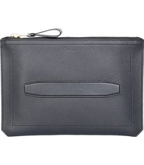 tom ford designer men's bags, hammered leather pouch