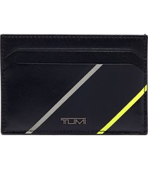 tumi nassau slim leather card case -