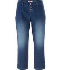 jeans alla caviglia (blu) - john baner jeanswear