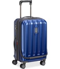 """delsey connectech 19"""" international expandable carry-on spinner suitcase, created for macy's"""