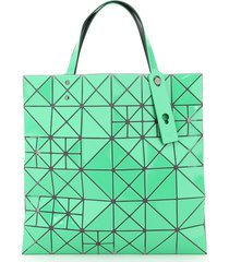 bao bao issey miyake lucent pixel tote bag