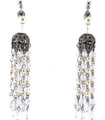 orecchini furla diamante 613741 cristallo