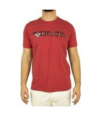 camiseta masculina columbia sea spray