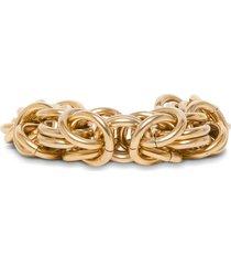 alberta ferretti chain bracelet