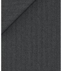 abito da uomo su misura, reda, grigio spigato, autunno inverno | lanieri