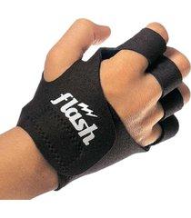 guante negro flash