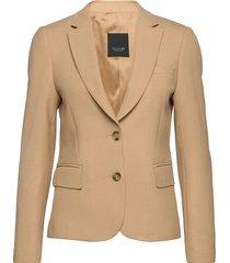 3596 - remi blazers business blazers beige sand
