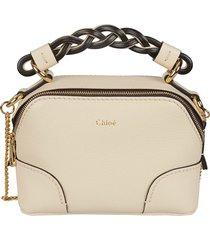 chloé daria mini chain shoulder bag