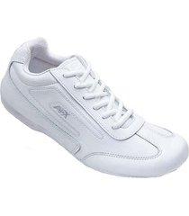zapatos lineablanca aeroflex blanco unicolor ow1651