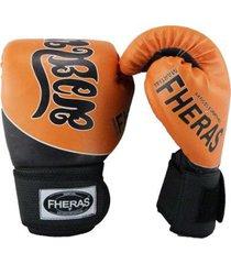 luva boxe muay thai fheras new top thailandesa ll