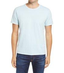 men's madewell garment dyed allday crewneck t-shirt, size xx-large - blue