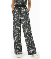 laundry by shelli segal floral-print drawstring pants