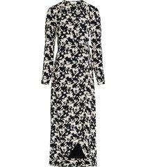 fabienne chapot natasja dress black & warm white