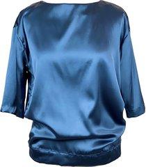 blouse short sleeves