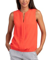 trina turk inlet sleeveless top