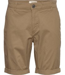 slhstraight-paris shorts w noos shorts chinos shorts beige selected homme
