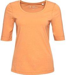 t-shirt daily f oranje