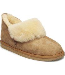 karin slippers tofflor beige shepherd