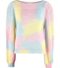 loveshackfancy rosie knit pullover