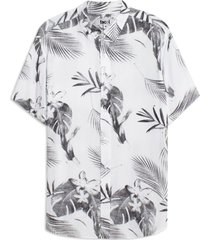 camisa hombre flores hawai