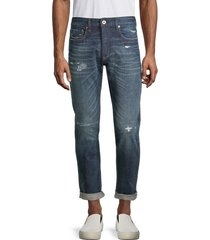 g-star raw men's japanese selvedge jeans - antique - size 36 32