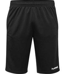 hmlgo poly bermuda shorts