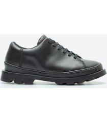 zapato casual mujer camper z0yk negro