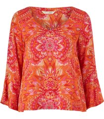 blus head turner blouse