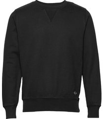 jumper sweat-shirt trui zwart replay