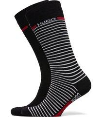 2p rs stripe cc underwear socks regular socks svart hugo