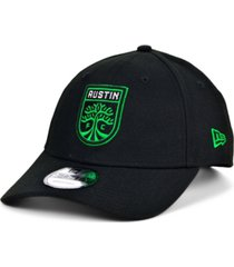new era austin fc core 9forty cap