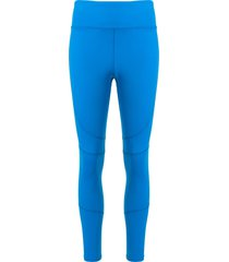 alala paneled performance leggings - blue